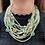 Thumbnail: Green Quartz Strand Necklace