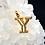 Thumbnail: Y Monogram Charm Pendant