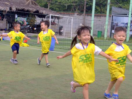 Tham quan Saigon Sports Academy (SSA).