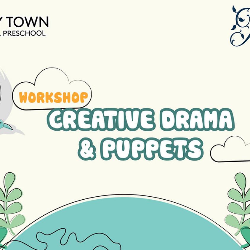 Workshop Creative Drama & Puppets