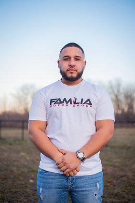 Familia Motor Group T-Shirt White