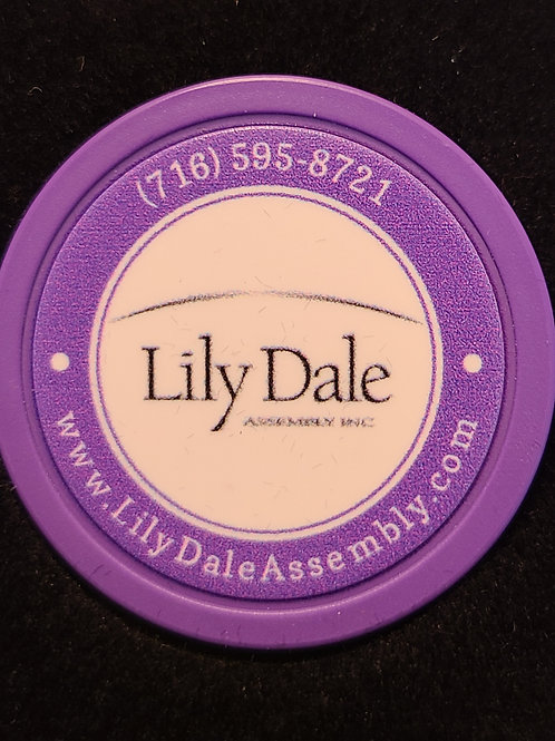 Lily Dale Collector Coins part 2