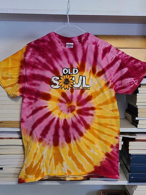 Tye Dyed Old Soul T-Shirt