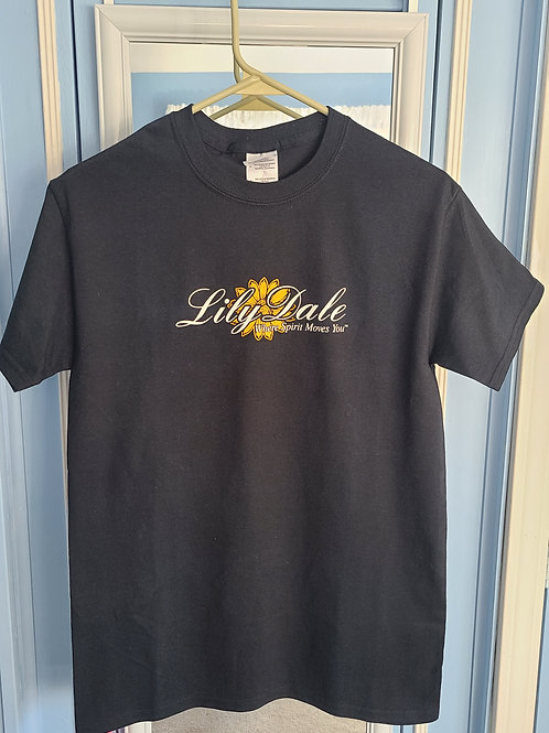 NEW Lily Dale 'Where Spirit Move You' Crew Neck T-shirt