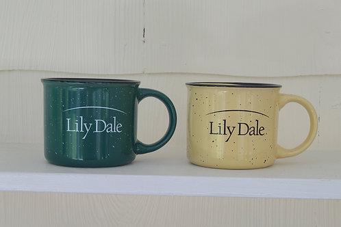 Lily Dale Logo Mugs