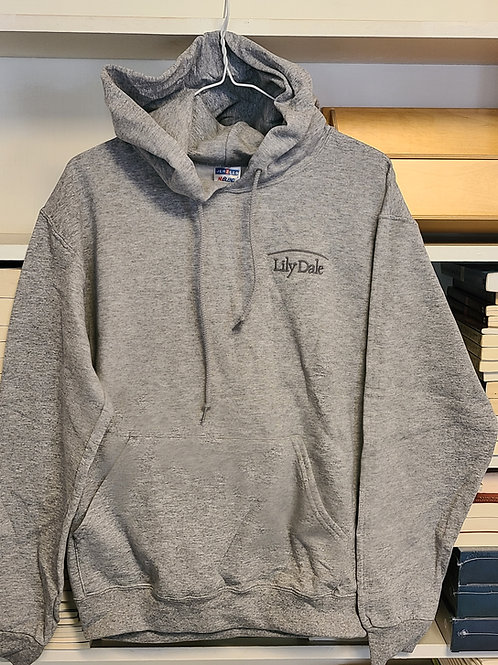 Embroidered Lily Dale Logo Hoodie
