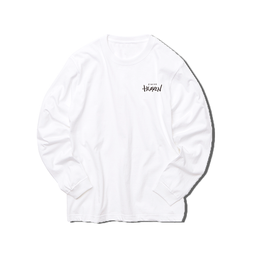 WE ARE MAKING HEAVEN L/S Tee