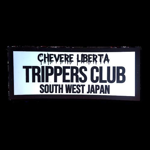 オリジナルステッカー【TRIPPERS CLUB】
