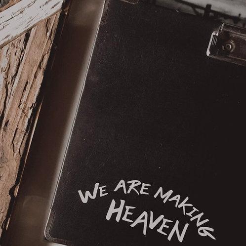 CINEMA HEAVEN【WE ARE MAKING HEAVEN】 カッティングステッカー