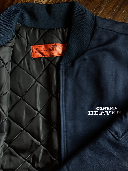 RED KAP 【CINEMA HEAVEN】オリジナル刺繍 ワークジャケット