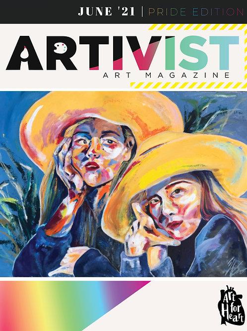 ARTIVIST Art Magazine: Pride Edition