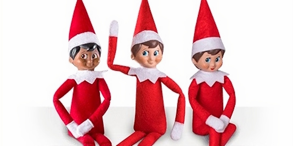FRIDAY NIGHT FUN - Elf Workshop and Christmas Party