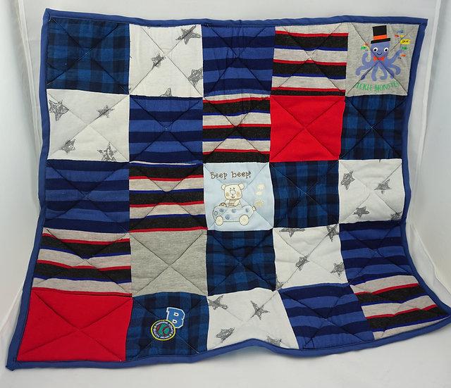 Comfort quilt (75x75cm)