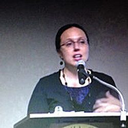 Speaking at Women's Empowerment Symp
