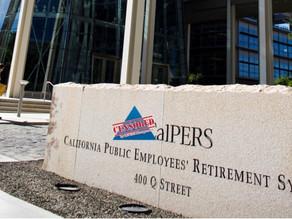Pending bill opens door to pension corruption at CalPERS