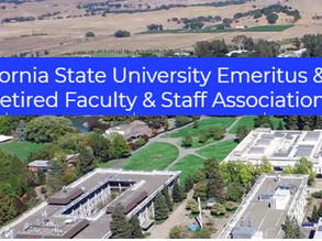 CSU-ERFSA Executive Committee Approves Resolution Asking CA Legislature to Protect CalPERS Long-Term