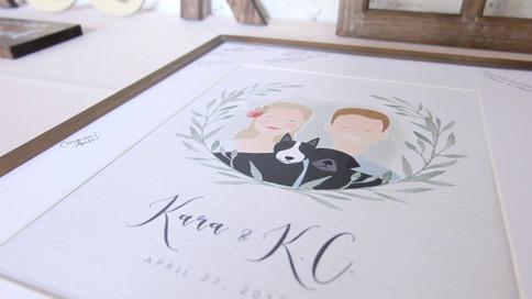 Kara + Kc's Wedding