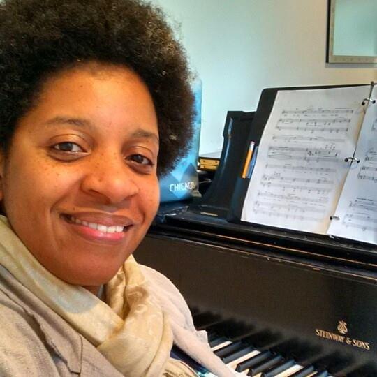 Julie-Ann Music Director Extraordinaire