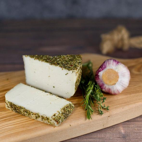 Шевр де Флоре́нс — cыр из козьего молока в обсыпке из итальянских трав,  150г