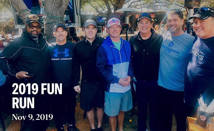 Framehouse Safe House Dallas Round Table Family Fun Run 2019