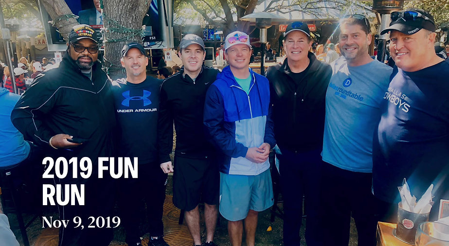 Framehouse Safe House Dallas Round Table Family Fun Run 2019