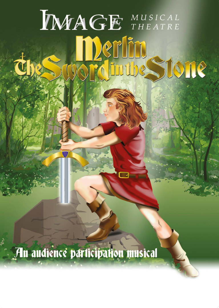Merlin and the Sword in the Stone