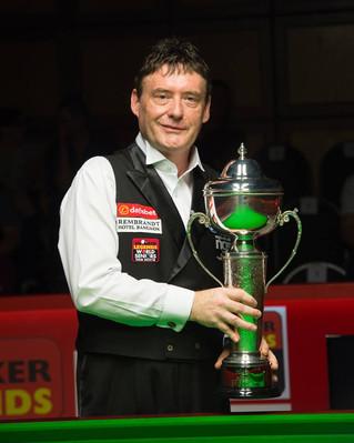 JIMMY WINS UK CHAMPIONSHIPS (SENIORS)