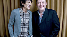 HOW I MET RONNIE WOOD