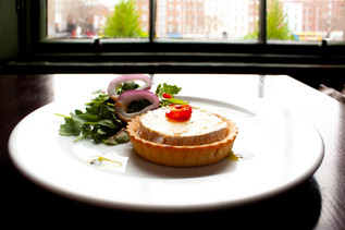 Goat's Cheese Tartellete
