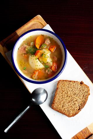 Traditional Irish Stew
