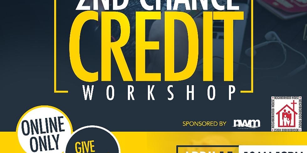 2nd Chance Credit Workshop