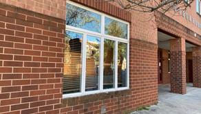 Neighborhood House Vandalized