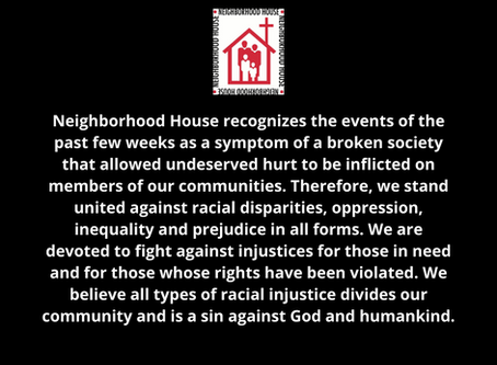 Our Statement of Solidarity