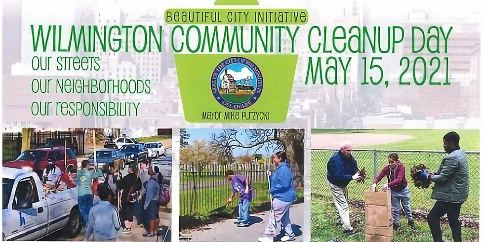 Wilmington Community Cleanup Day
