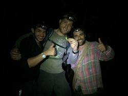 Francisco, Ivan, and Sergio