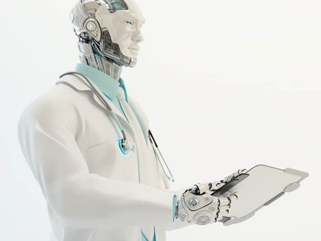 The AI Doctor is not in