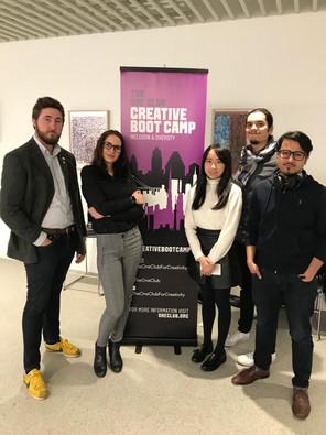 Creative Olympians Team