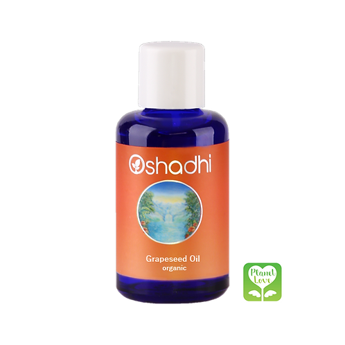 Grapeseed Oil organic 有機葡萄籽油 30ml