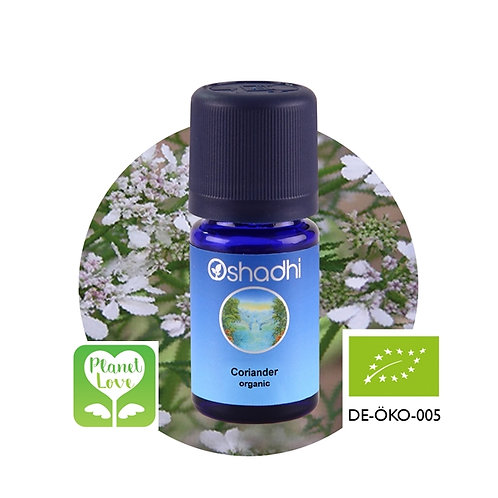Coriander organic 有機芫荽精油 10ml