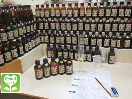 《天然香水製作班》