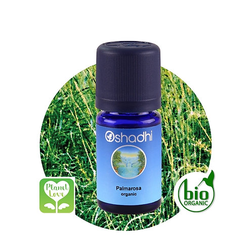 Palmarosa organic 有機玫瑰草精油 10ML