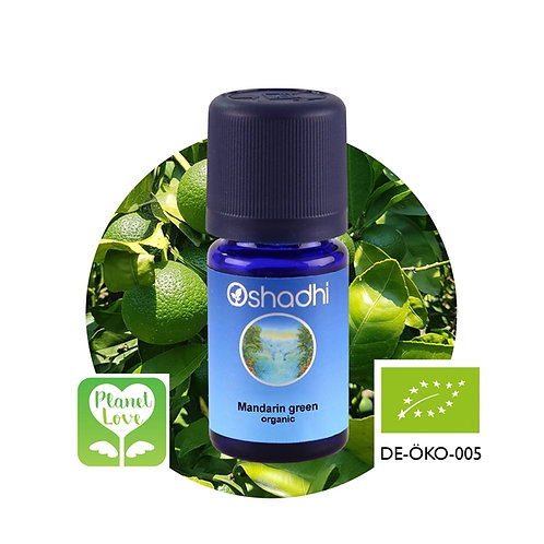 Mandarin green organic 有機綠橘 10ml