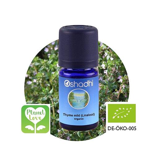 Thyme mild (linalool) organic 有機沉香醇百里香 5ml