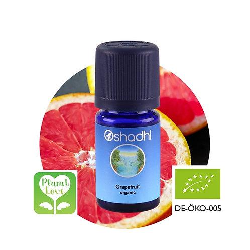 Grapefruit organic 有機葡萄柚精油 10ml
