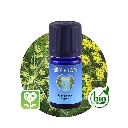 Fennel sweet organic 有機甜茴香精油 10ML