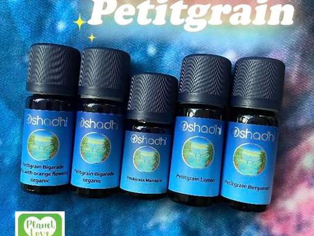 Petitgrain精油