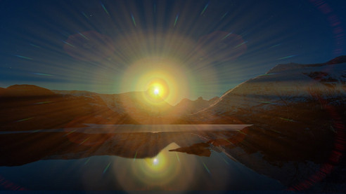 Marie, Christ Cosmique Victorieux I Co-créer une transition de Paix