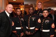 Dan with US Marines