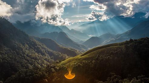 Archange Michaël  I La foi déplace les montagnes