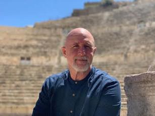Dan in Amman Jordan